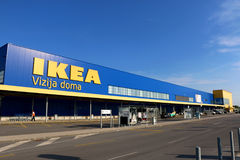 Ikea Zagreb Royalty Free Stock Photo