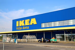 Ikea Zagreb Stock Photos