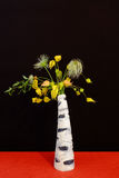 Ikebana stockbilder