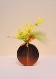 Ikebana composition florale Image libre de droits
