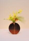 Ikebana Gelukkige Moederdag! kaartconcept royalty-vrije stock afbeelding