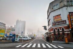 Ikebukuro district in Tokyo Royalty Free Stock Photo