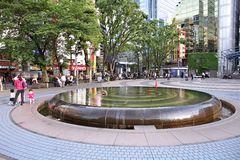 Ikebukuro, Tokyo Royalty-vrije Stock Foto's