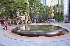 Ikebukuro, Tokyo Royalty Free Stock Photos