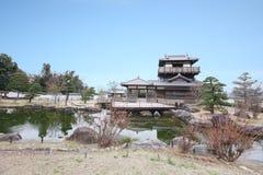 Ikeda shiroatokoen стоковое изображение