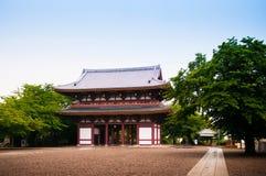 Ikegami Honmonji świątynia, Ota-ku, Tokio, Japonia Fotografia Stock