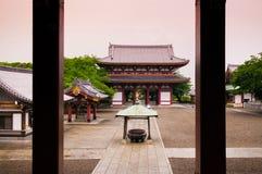 Ikegami Honmonji świątynia, Ota-ku, Tokio, Japonia Obraz Royalty Free