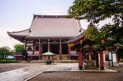 Ikegami Honmonji świątynia, Ota-ku, Tokio, Japonia Zdjęcie Stock