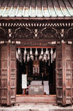Ikegami Honmonji świątynia, Ota-ku, Tokio, Japonia Zdjęcia Stock