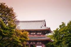 Ikegami Honmonji świątynia, Ota-ku, Tokio, Japonia Zdjęcia Royalty Free