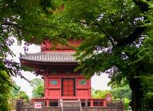 Ikegami Honmonji świątynia, Ota-ku, Tokio, Japonia Obraz Stock