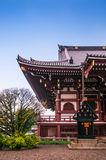 Ikegami Honmonji świątynia, Ota-ku, Tokio, Japonia Zdjęcie Royalty Free