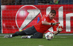 Iker Casillas Photo stock