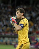 Iker Casillas stock image
