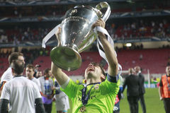 IKER CASILLAS Stock Photo