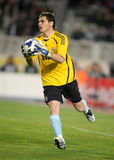Iker Casillas of Real Madrid Royalty Free Stock Photo