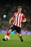 Iker Muniain de Bilbao atlética Fotografia de Stock Royalty Free