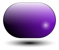 ikon purpury Obraz Royalty Free