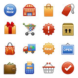 ikon target1841_1_ stylizuję Obrazy Stock