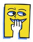 Ikona śmiech ilustracja wektor