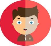 Ikona Błyskowy Płaski projekt Zdjęcie Royalty Free