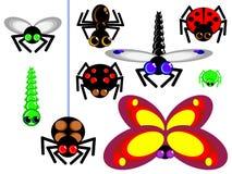 ikona insekt Fotografia Royalty Free