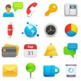 ikona internety Obrazy Stock