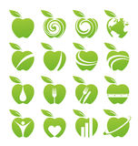 Ikona jabłczany set