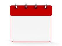 Ikona kalendarz 4 ilustracja wektor