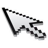 ikona komputer osobisty Zdjęcia Royalty Free