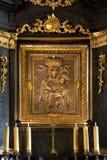 ikona Krakow Poland religijny Zdjęcia Stock
