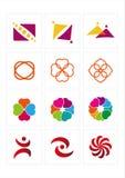 ikona logo Zdjęcie Royalty Free