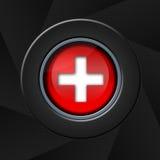 ikona medycznej Zdjęcie Stock
