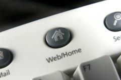 ikona przycisk Obrazy Stock