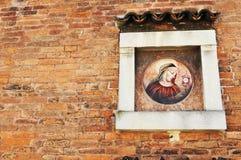 ikona religijna Obraz Stock