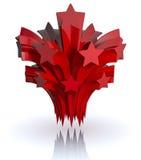 ikona salut Obrazy Royalty Free