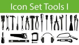 Ikona setu narzędzia Ja royalty ilustracja