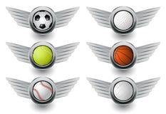 ikona sport Obraz Stock