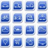 ikona transport ilustracji