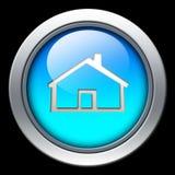 ikona w domu Fotografia Stock