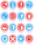 ikona znaki ilustracja wektor
