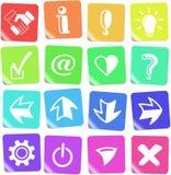 ikona znaki ilustracji