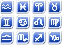 ikona zodiak ilustracja wektor