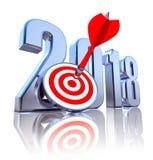 Ikone 2018 Lizenzfreies Stockfoto