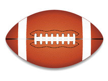 Ikone des amerikanischen Fußball-(NFL) Lizenzfreie Stockbilder
