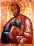 Ikone des Apostels Paul Lizenzfreies Stockfoto