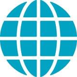 Ikone des globalen Netzwerks Vektor Abbildung