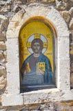Ikone im Kloster von St. George Epanosifi Stockbilder