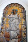 Ikone von Jesus Lizenzfreie Stockfotografie