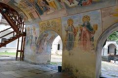 "Ikonen Bachkovo-Kloster ""Assumption heiligen Virginâ€- stockbild"